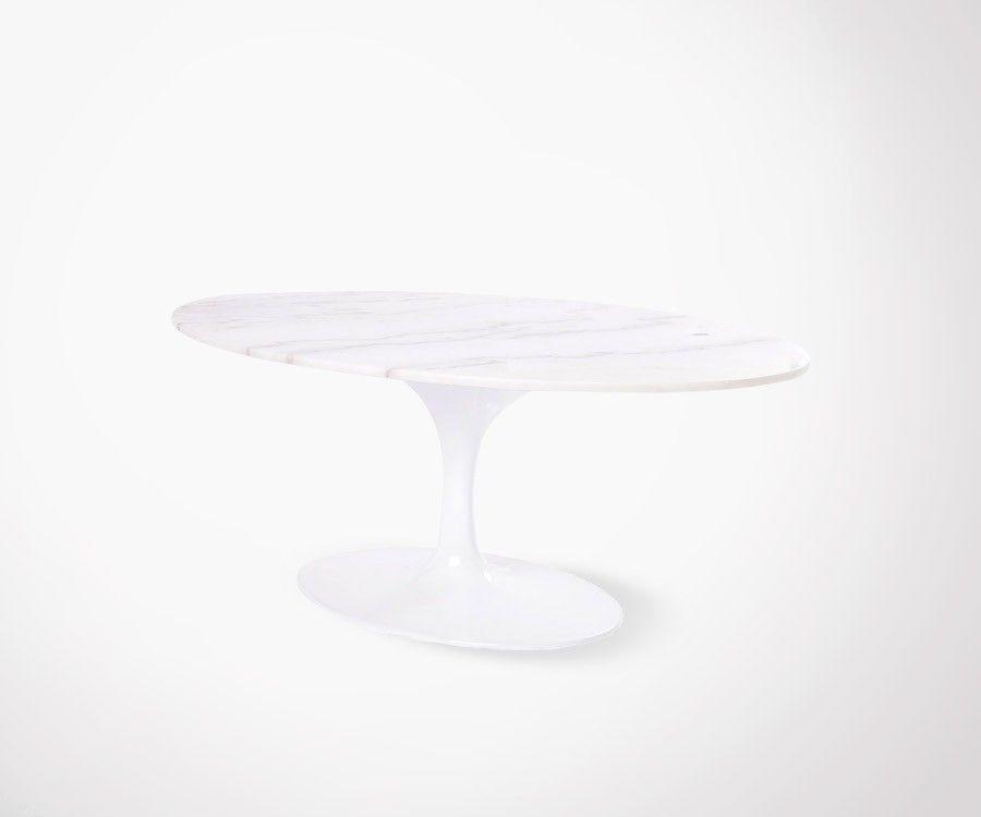 Table Basse FLOWER - marbre