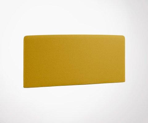 Tête de lit tissu rembourré pour matelas 160cm SERVIAN