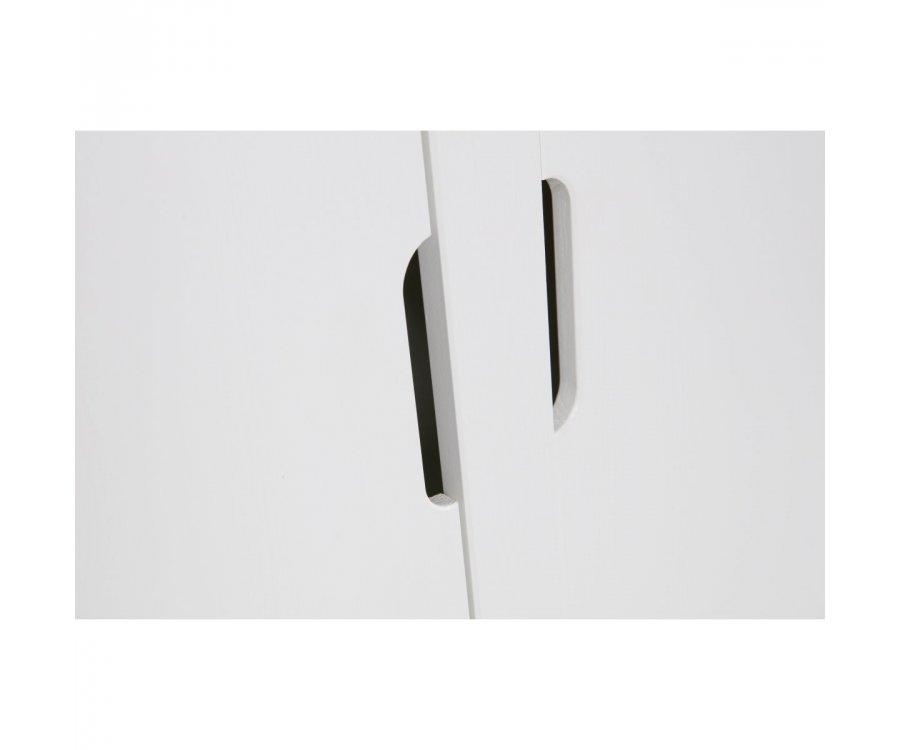 Armoire 2 portes en bois ELLIS - Woood