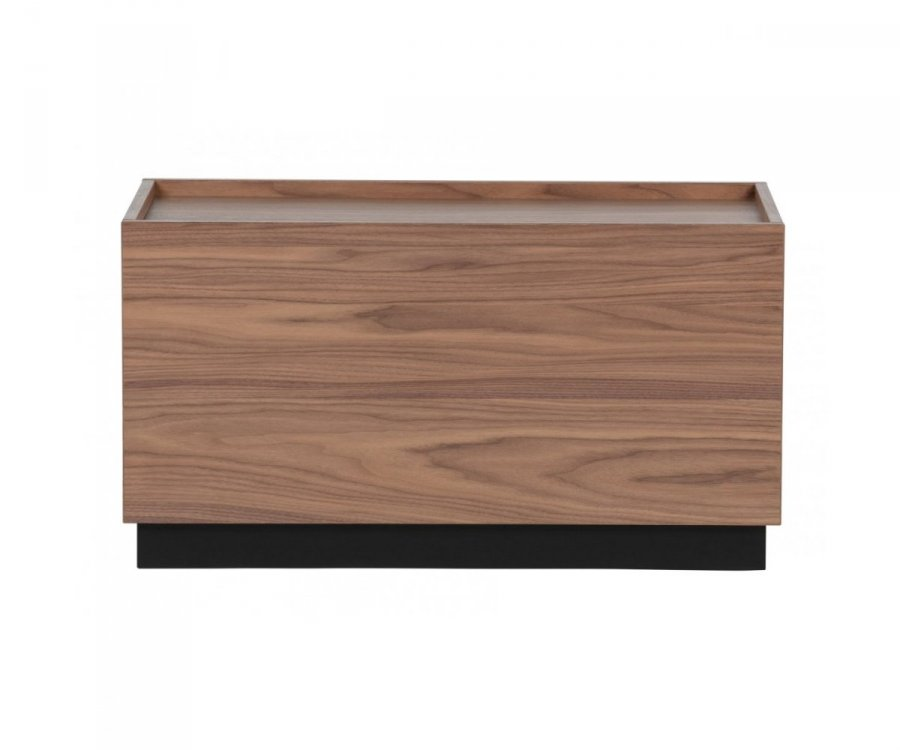 Table basse rectangulaire bois de pin PINO - Vtwonen