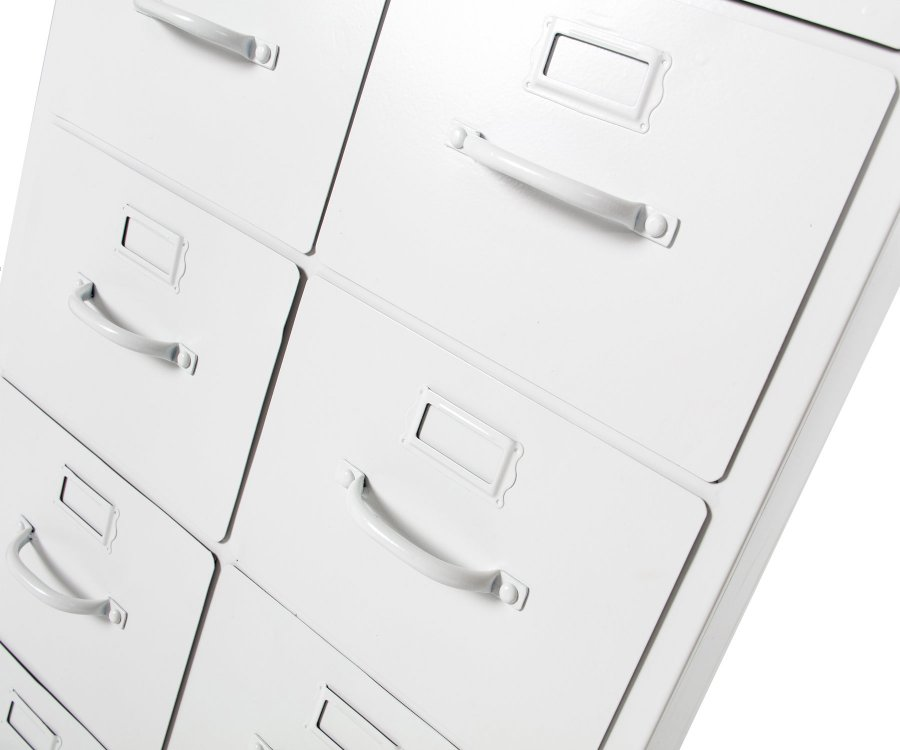 Armoire haute avec tiroirs métal PERLE - Vtwonen