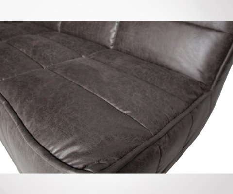 Canapé moderne simili vegan CAMIO - Vtwonen