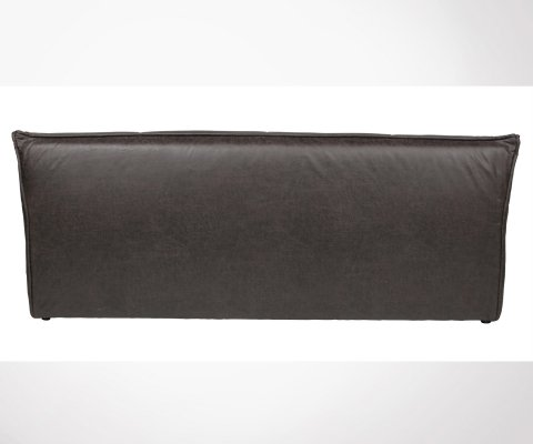 Canapé moderne cuir vegan CAMIO - Vtwonen