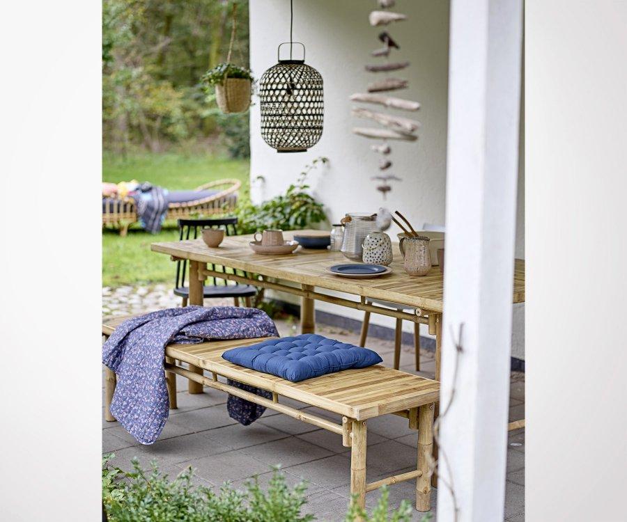 Table à manger extérieur bambou DONA - Bloomingville
