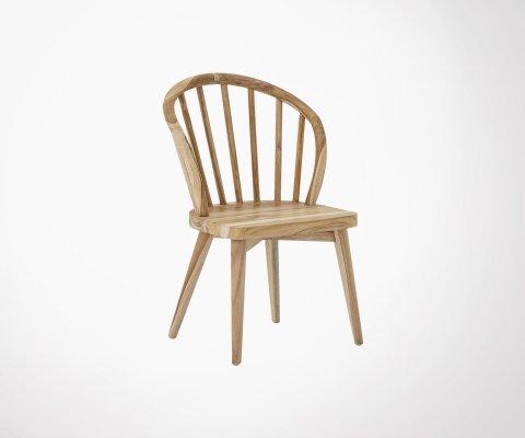 Chaise enfant en bois MADELEINE - Bloomingville