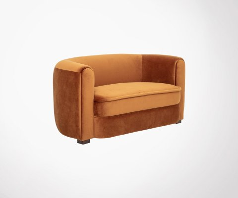 Fauteuil design 2 places MALALA - Bloomingville