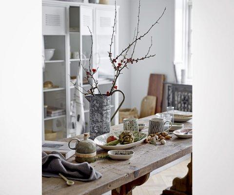 Table à manger bois recyclé vieilli MINA - Bloomingville