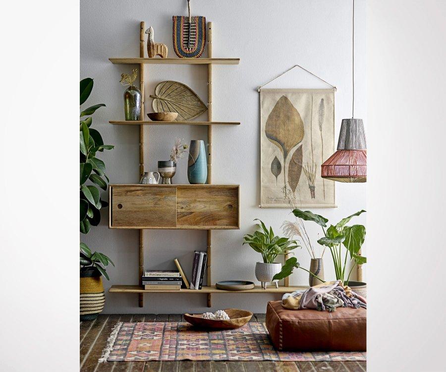 Etagère design modulable en bois SOPHIE - Bloomingville