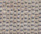 Tapis 200x140cm jute style bohème TILA - Bloomingville