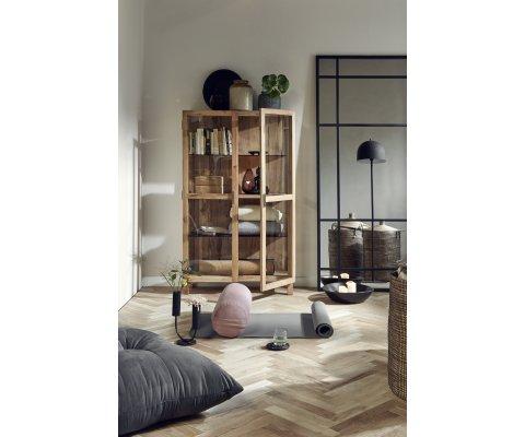 Grande armoire bois-FRANOU