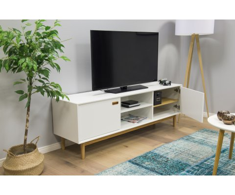 Meuble TV scandinave-NEO