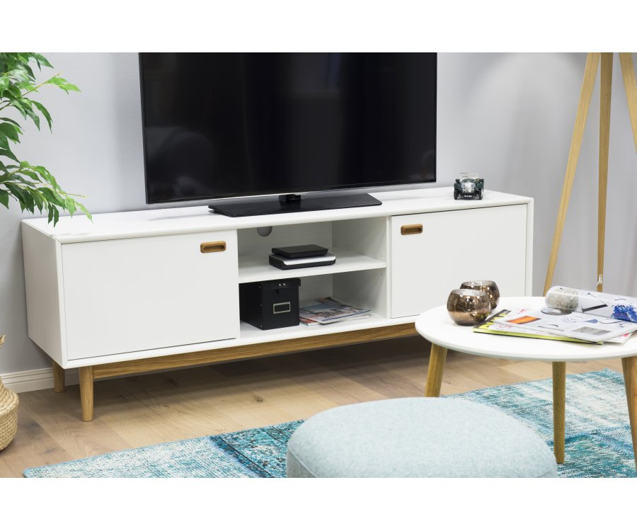 Meuble TV scandinave-NEO