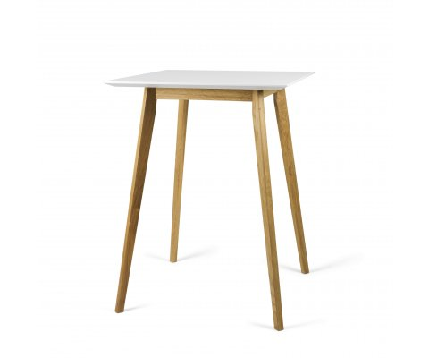 Table haute de bar scandinave-LOMA