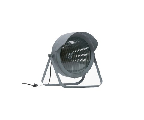 Lampe design industriel gris béton LESTER