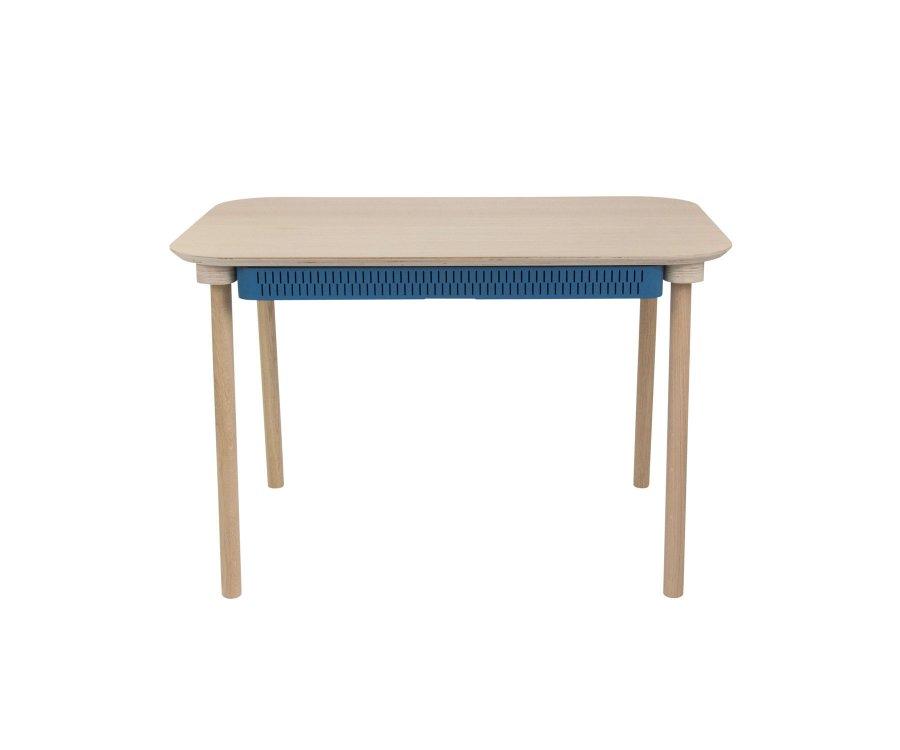 Table à mange et tiroirs scandinave-HELO
