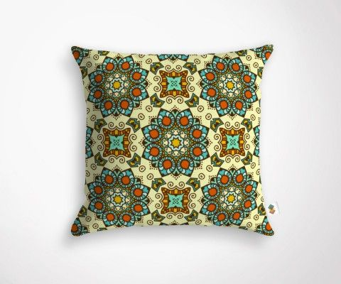 INDIYA ethnic cushion cover
