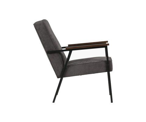 Fauteuil design scandinave MOLLY