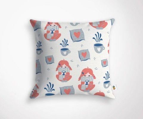 DIANA cushion - 45x45cm
