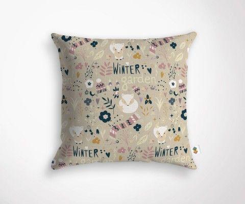 AGATHE cushion - 45x45cm