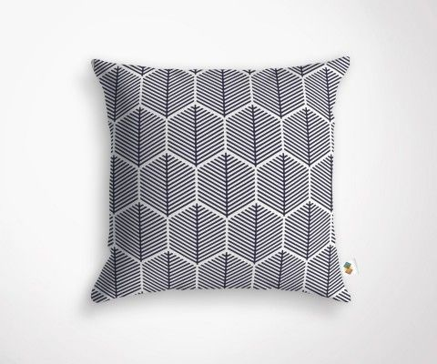 Art Deco cushion cover FERMOND