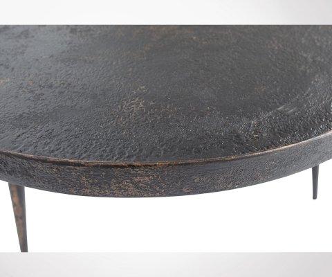 Bout de canapé style antique 58cm BOUNDS - BePureHome