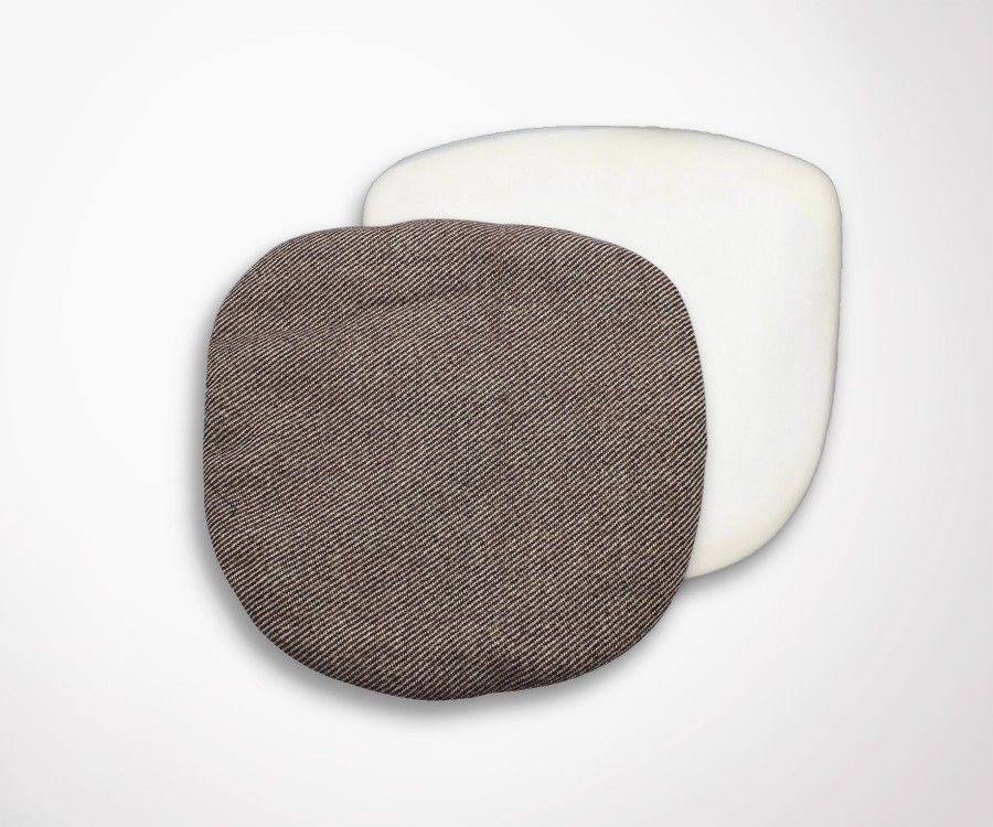 ARMCHAIR TULIP Saarinen cushion - woven