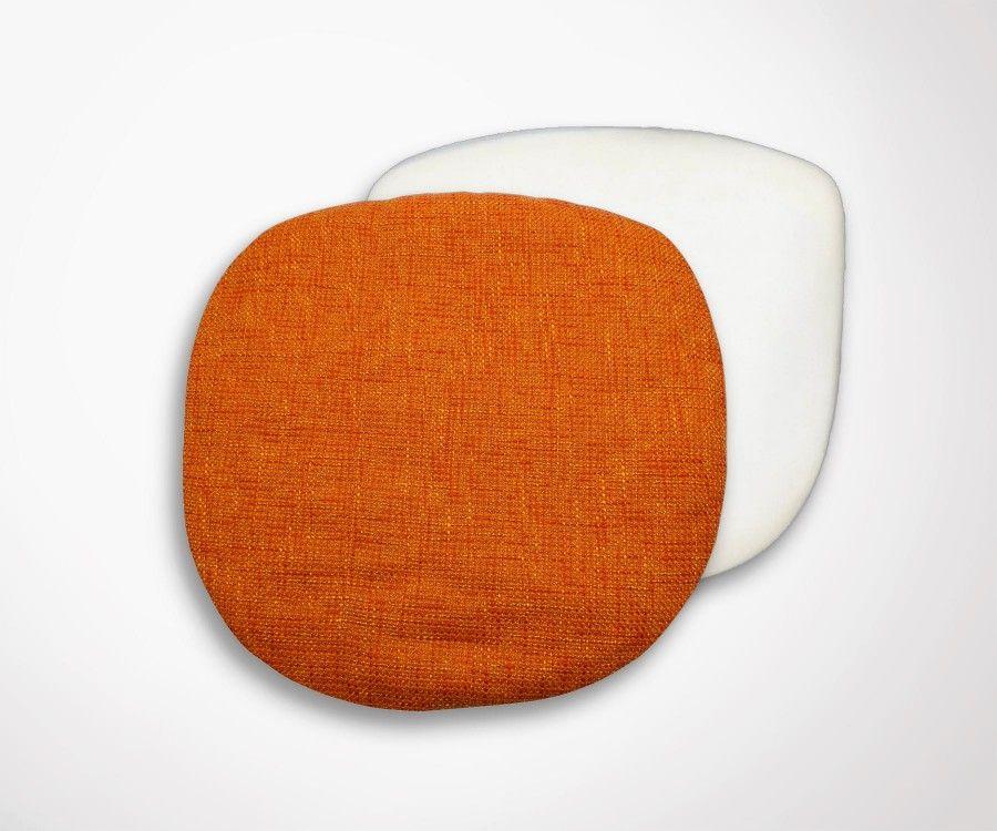 Coussin fauteuil TULIP Saarinen - chiné