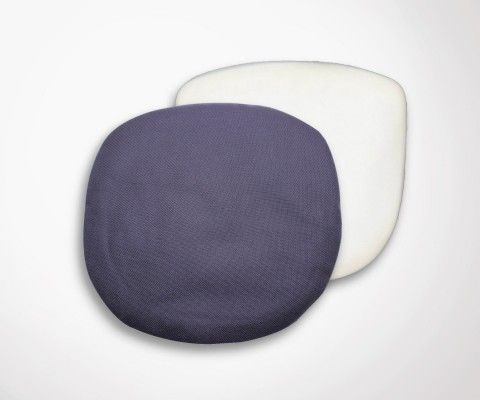 TULIP ARMCHAIR Saarinen cushion - basic