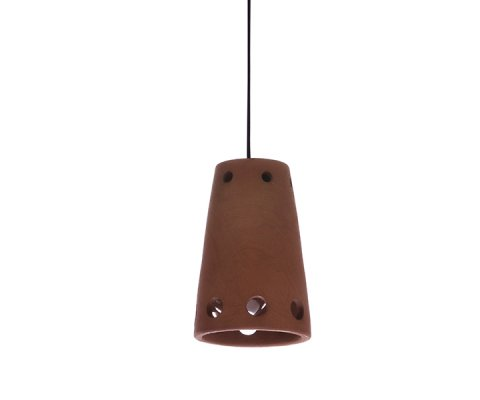 Suspension terre cuite design PANSAGOR - HK Living