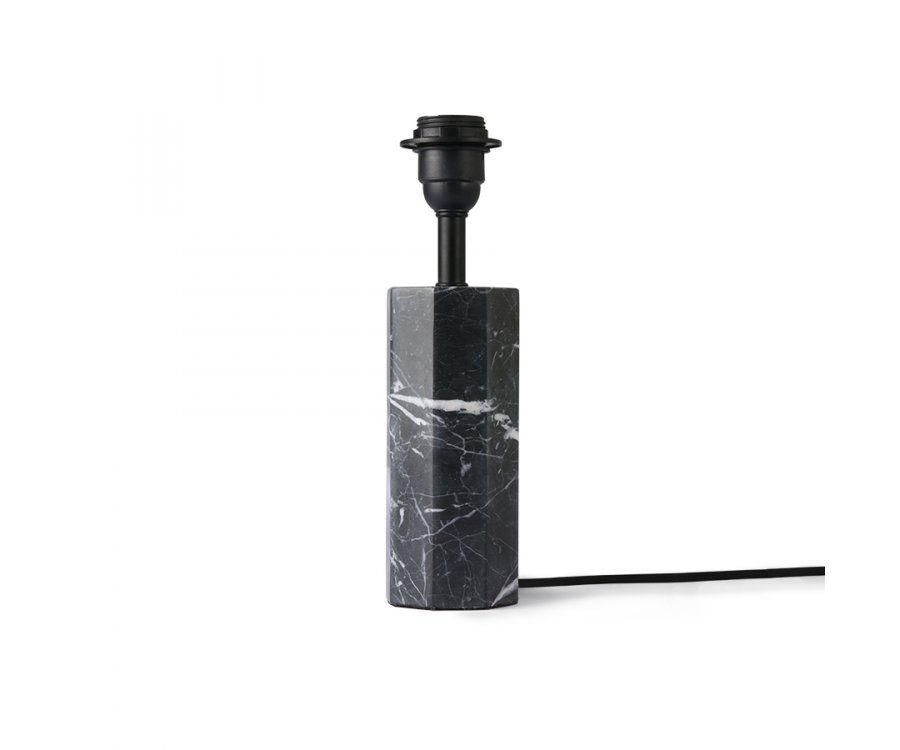 Lampe de table marbre vintage PODOLIK - HK Living
