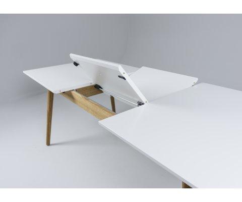 Table à manger rectangle scandinave-ZENIO-TR
