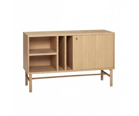 Petit buffet design en bois NADJO - Hubsch