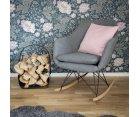 Rocking chair lounge-MANILLA