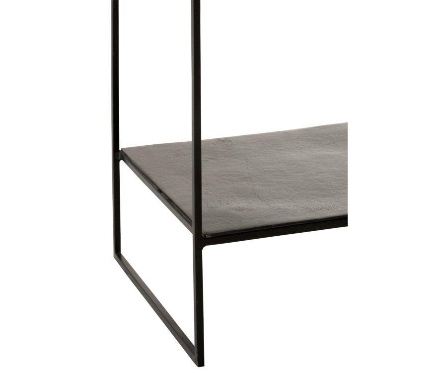 Etagère colonne 5 planches en métal MATAIS - J-line