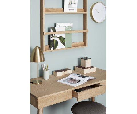 Bureau nordique 3 tiroirs style scandinave FELINE