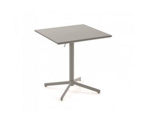 Petite table de jardin en métal MAYALA