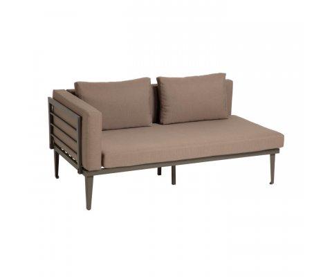 Canapé d'extérieur 2 places TOLO