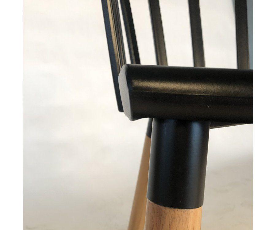Fauteuil salle à manger plastique HANSEL
