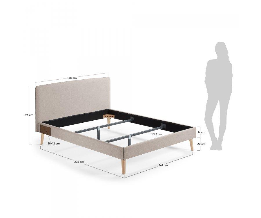 Lit 150x190cm ALIGNAN