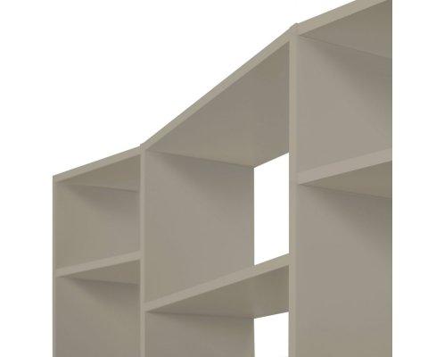 Bibliothèque style contemporain en bois ZERIA