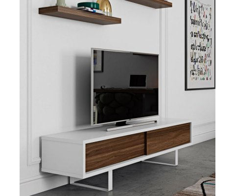 Meuble TV scandinave-HUPOLI