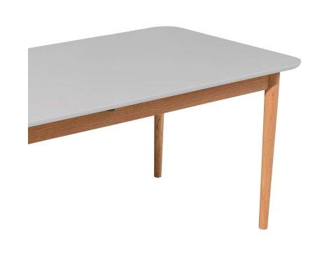 Table scandinave 140x80x75-LIA
