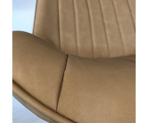 Chaise rembourrée moderne- BIBA