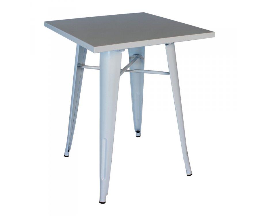 Petite table en métal MONDI