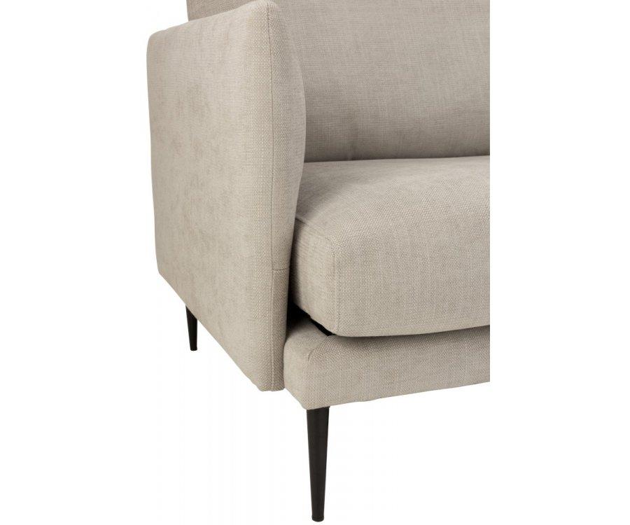 Section canapé angle gauche DELO
