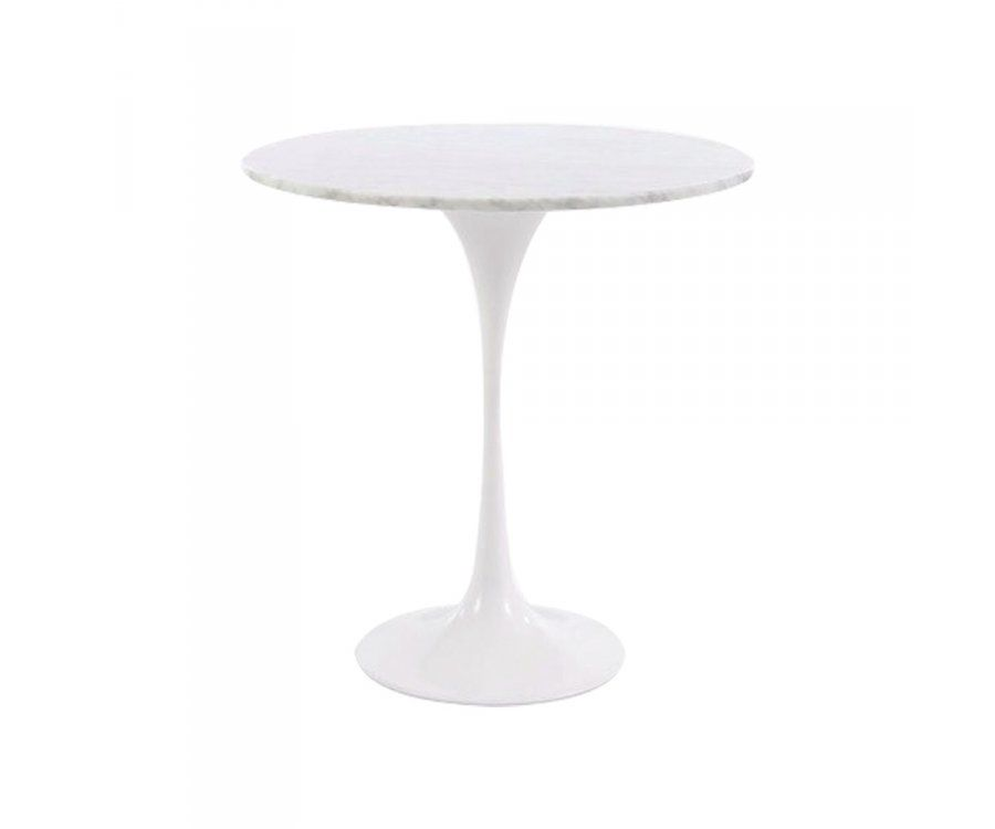 Table d'appoint FLOWER marbre