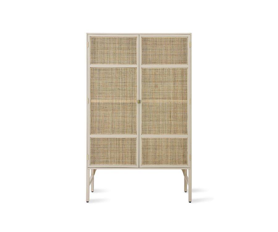 Cabinet bois bohème-HOLDIO