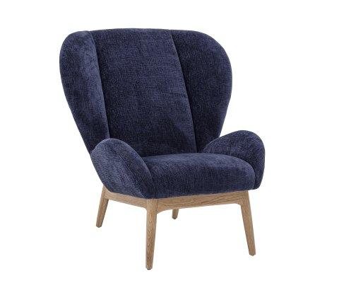 Fauteuil lounge 1 personne-ALBERT