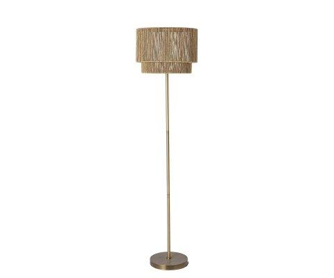 Lampe design en métal style bohème EVA
