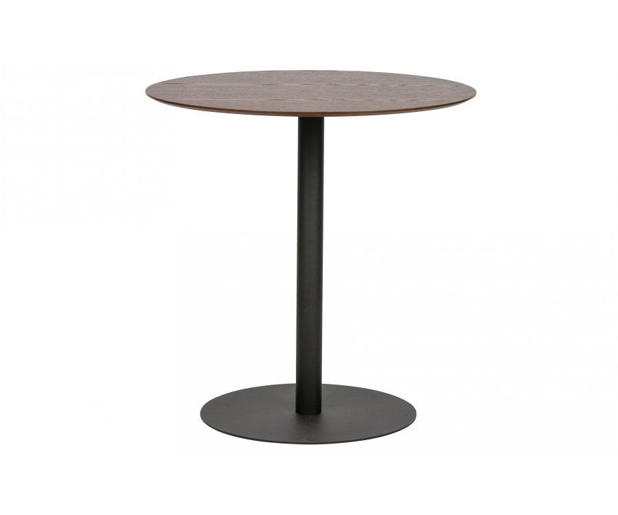 Petite table à manger ronde 75cm DONNAK